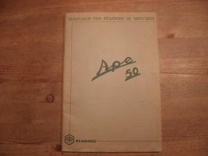 Ape 50